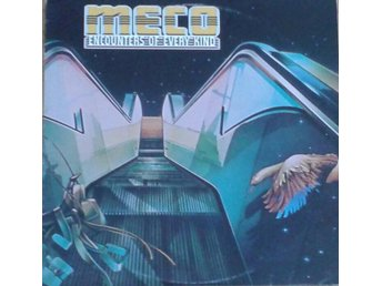 Meco  titel* Encounters Of Every Kind* Disco US LP