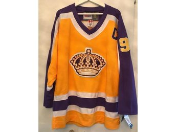 Wayne Gretzky matchtröja jersey Los Angeles Kings LA hockey NHL