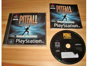 PS: Pitfall 3D Beyond the Jungle