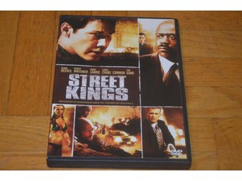 Street Kings ( Keanu Reeves Forest Whitaker ) - 2008 - DVD