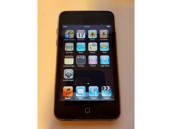 Ipod touch A1288 8gb