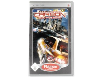 Need for Speed Carbon: Own The City (Platinum) -