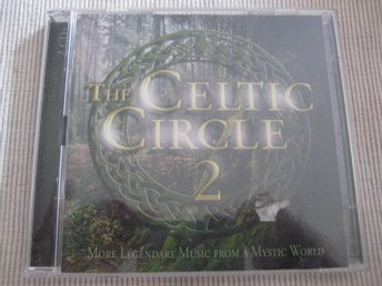 THE CELTIC CIRCLE 2.  DUBBEL-CD.  GARY MOORE , JEFF BECK, M.FL.