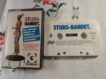 STUDS-BANDET, I JUST CALLED TO SAY I LOVE YOU, HOLD ME NOW, KASSETTBAND