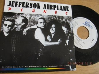 "Jefferson Airplane 7"": Planes"