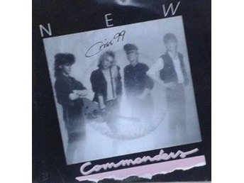 Criss 99 title* New Commanders* Sweden 7""