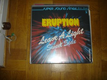 """12"" - Eruption -Leave a light"