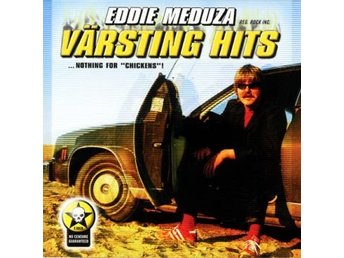 Meduza Eddie: Värsting hits 1998 (CD)