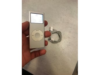 iPod nano 2nd gen A1199 2GB + LADDARE fullfungerande