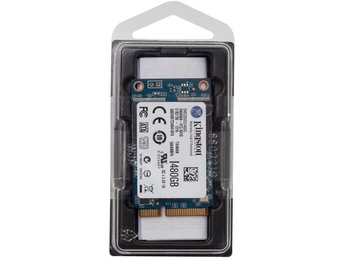 Kingston 480GB SSDNow mSATA (6Gbps)