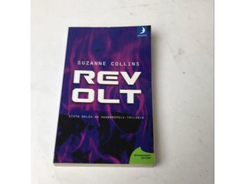 Bok, Revolt, Suzanne Collins, Pocket, ISBN: 9789170018862, 2011