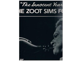 Zoot Sims The Innocent Years  PABLO LP 2310-872