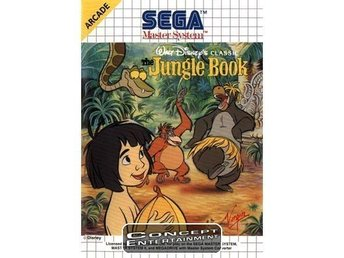 JUNGLE BOOK THE (komplett) till Sega Master System