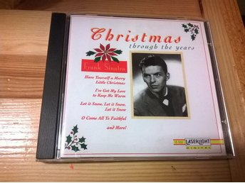 Frank Sinatra - Christmas Through The Years, CD