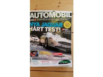 Automobil nr 9 2006: VW Eos, Mercedes R 320, BMW 320 Si, Honda Accord Type-S - Uppsala - Automobil nr 9 2006: VW Eos, Mercedes R 320, BMW 320 Si, Honda Accord Type-S - Uppsala