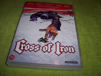 Järnkorset Cross of Iron (1977) Peckinpah Nazi Krig SS WWII