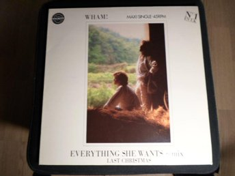 EP Wham The remix of Everything she wants, Last Christmas