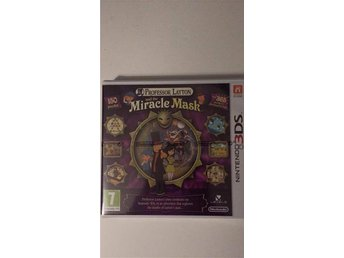 Professor Layton and the Miracle Mask (Nytt)