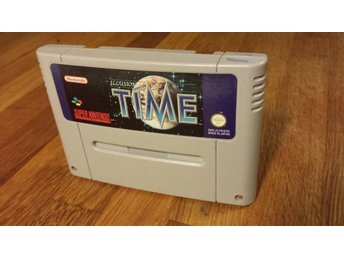 SNES/PAL Illusion of Time