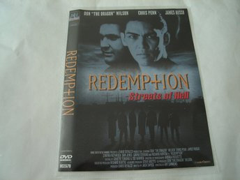 DVD-REDEMPTION streets of hell