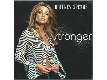 BRITNEY SPEARS - STRONGER  (CD MAXI/SINGLE )