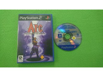 Arc Twilight of the spirit PS2 Playstation 2