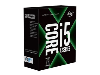 Intel Core i5 7640X X-series Processor 4,0GHz Socket 2066 Box