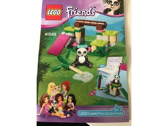 Lego Friends Panda