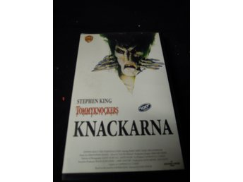 Stephen King - Knackarna - VHS