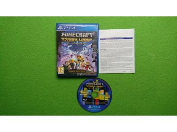 Minecraft Story Mode Ps4 Playstation 4