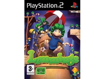 Lemmings - Playstation 2 PS2