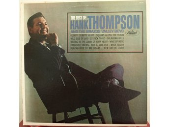LP. THE BEST OF HANK THOMPSON AND THE BRAZOS VALLEY BOYS.