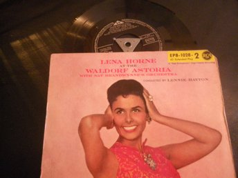 lena horne at the waldorf historia ep