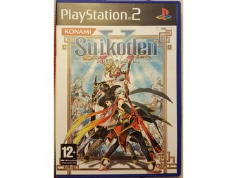 SUIKODEN 5 Playstation 2
