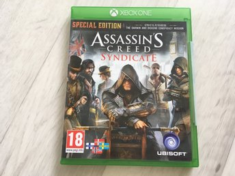 XBOX ONE spel - Assassins Creed Syndicate