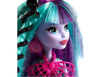 Twyla - Electrified - Monster High Docka - 2017