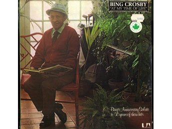 BING CROSBY - AT MY TIME OF LIFE - STILL SEALED