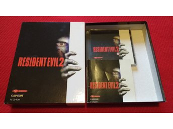 Resident Evil 2 SVENSK PC BIG BOX