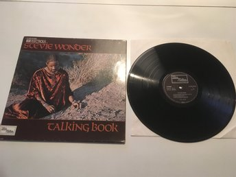 Stevie Wonder - Talking Book gatefold vinyl LP