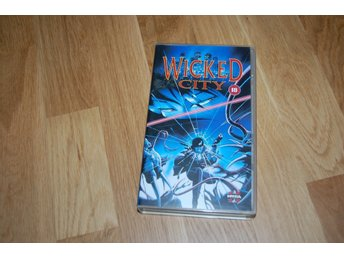 Wicked city, VHS film, Manga video