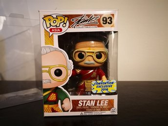 Stan Lee (Guan Yu) (Red)  Funko Pop