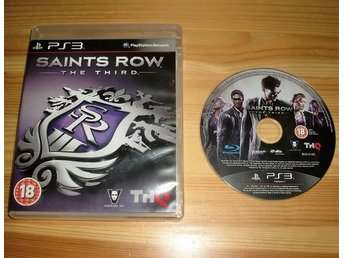 PS3: Saints Row the Third