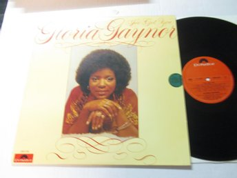 "Gloria Gaynor ""I've Got You"""