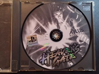 Heavens Gate till Playstation - Fighting - Japanskt