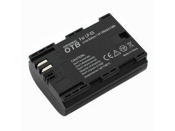 Battery for Canon LP-E6 / LP-E6N 1300mAh ON2722