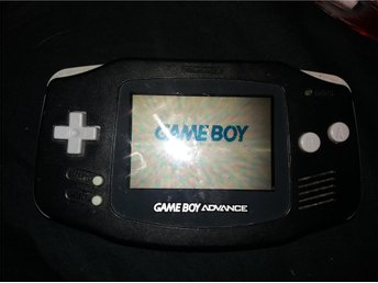 GAMEBOY ADVANCE  AGB-001