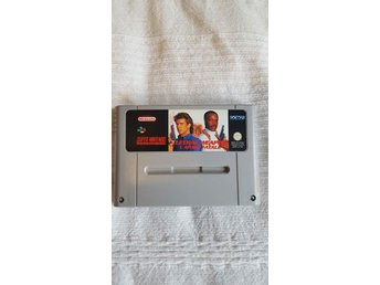 SNES - Lethal Weapon