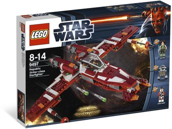 LEGO Star Wars Republic Striker-class Starfighter 9497