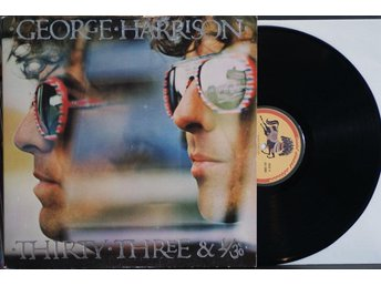 George Harrison – 33 1 / 3 – LP