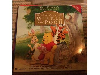 The Many Adventures if Winnie the Pooh (Disney) - Borås - The Many Adventures if Winnie the Pooh (Disney) - Borås